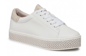 Trainers S.OLIVER 5-23637-26 White Comb. 110