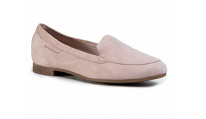BUGATTI WOMENS 411-91260-3400 BALLET FLAT SHOE- ROSE