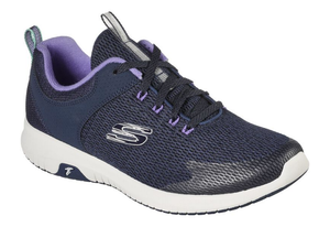 SKECHERS WOMEN'S Ultra Flex Prime - Navy Purple