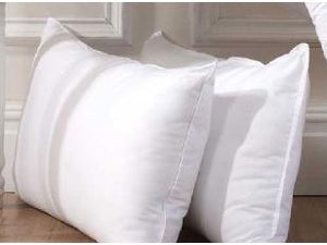 Fine Bedding Pillow Spundown