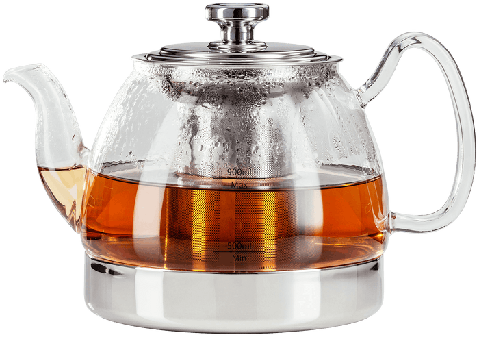 Judge Specialty Stove Top Glass Teapot 900ml TC331