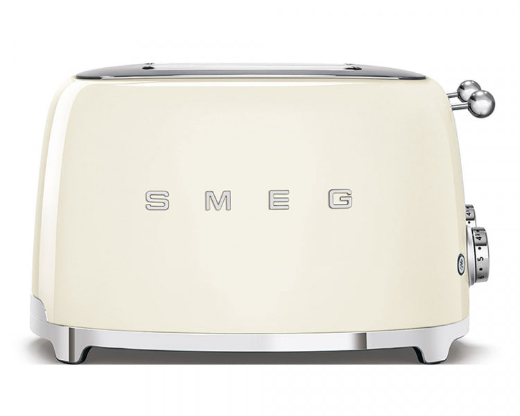 Smeg Toaster Cream 4 Slice
