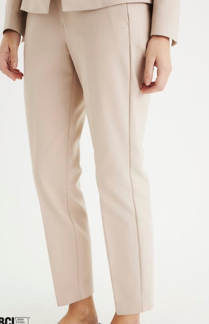 InWear ZELLA PULL ON PANTS TROUSERS 30105063 Sandstone