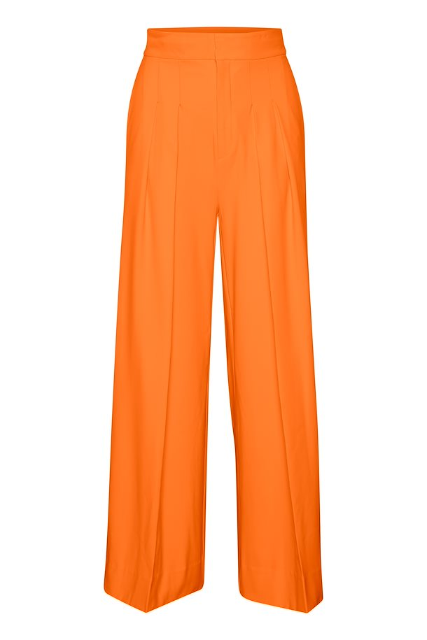 INWEAR ABRA WOMEN'S WIDE TROUSER- ORANGE