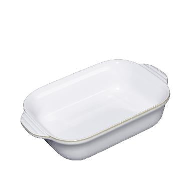 Denby Natural Canvas Small Rectangular Oven Dish