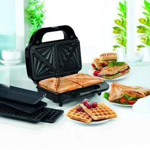 Salter Snack Maker XL 3 in 1