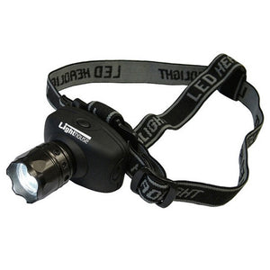 Lighthouse CREE LED L/HHEAD3W - LED 3 Watt Super Power Headlight