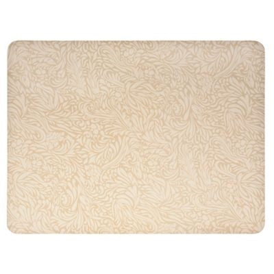 Denby Lucille Gold Placemats Set of 4