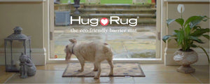 Hug Rug Ducks 1 Design Highly Absorbent Indoor Barrier Mat Machine Washable 65x85cm