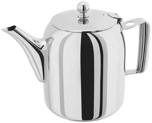 STELLAR CONTINENTAL TEAPOT 1.7L, 62OZ, ST04, NEW, BOXED