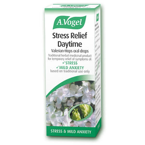 A.Vogel Stress Relief Daytime Oral Drops 50ml