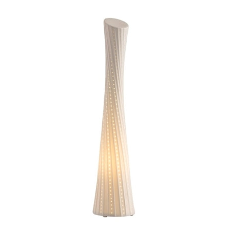 BELLEEK LIVING TWIST LUMINAIRE