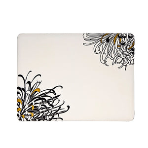 Denby Monsoon Chrysanthemum Cream 4 X Placemats