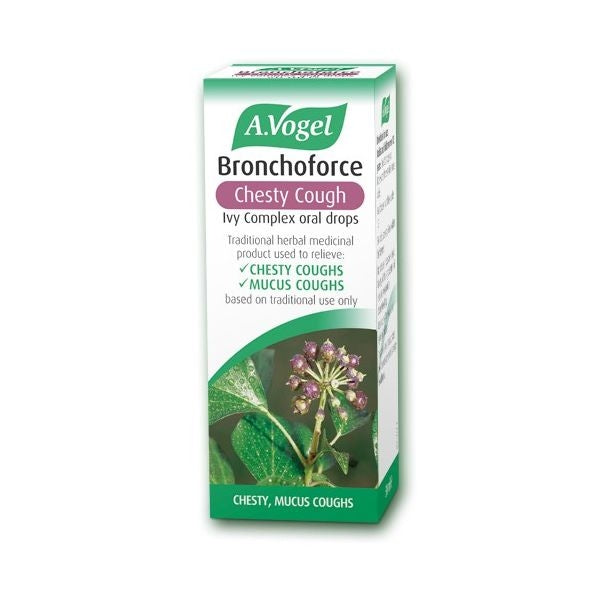 A.Vogel Bronchoforce Ivy Complex oral drops 50ml