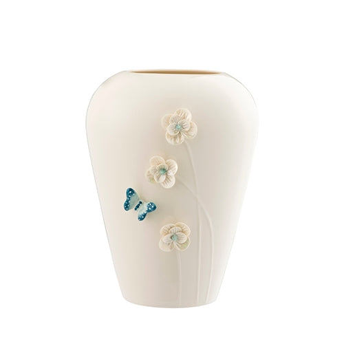 "Belleek Living Azure 8"" Vase"