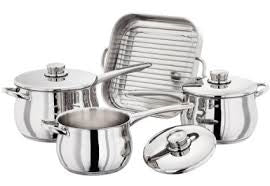 Stellar 3 Piece Set With Bakepan