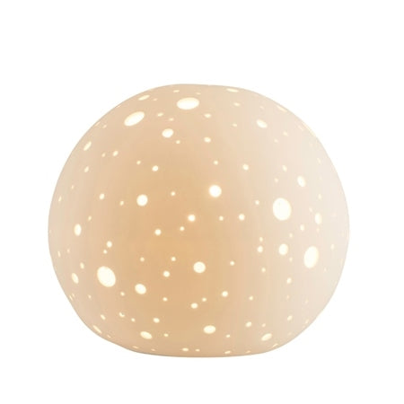 BELLEEK LIVING SPHERE LUMINAIRE