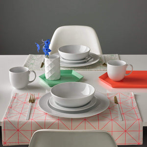 Denby White 16 Piece Dinner Boxed Set