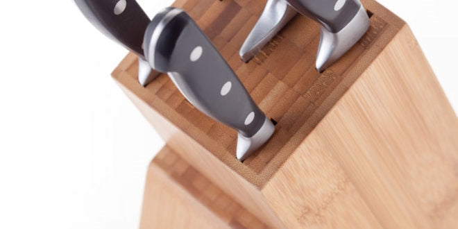 Judge 5 Piece Knife Block