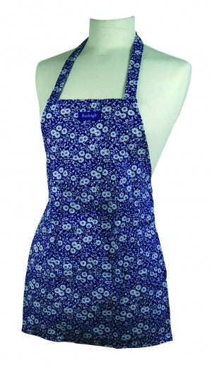 BURLEIGH BLUE CALICO APRON (CHILD'S SIZE)