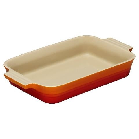 Le Creuset Volcanic Heritage Rectangular Dish Large