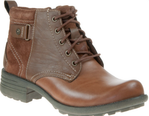 EARTH SPIRIT LADIES PAXTON 2 BOOT - ALMOND