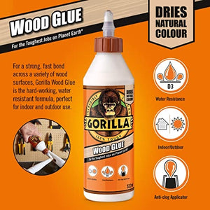 Gorilla Wood Glue 236 ml