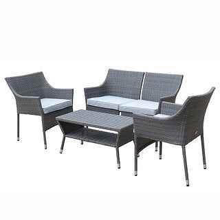 Garden Furniture 4 Piece Set