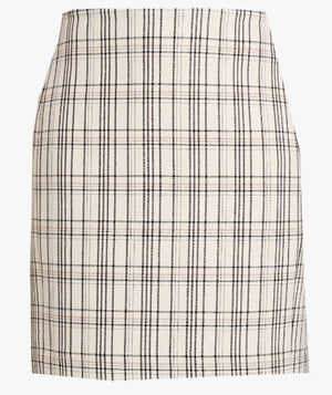 INWEAR WOMENS JOLIE SKIRT- BLACK AND WHITE