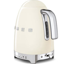 Smeg Cream Temperature Variable Kettle