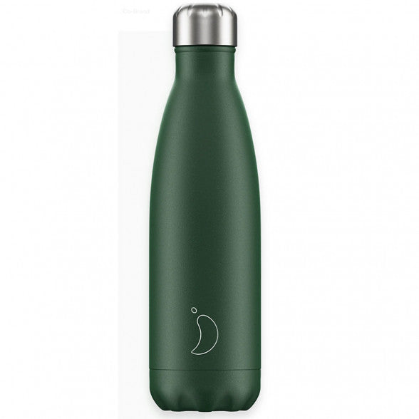 Chilly's Bottle Green Matte Edition 500ml