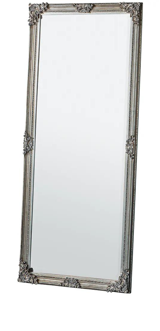 Fiennes Champagne leaner mirror