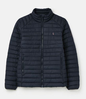 JOULES MENS GO TO PADDED JACKET - MARINE NAVY