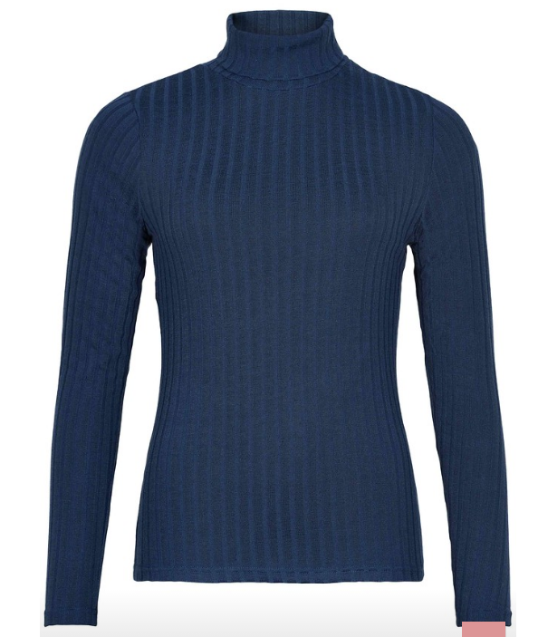 Numph rollneck top Nubessie in Moonlit