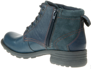 EARTH SPIRIT LADIES PAXTON 2 BOOT - NAVY BLUE