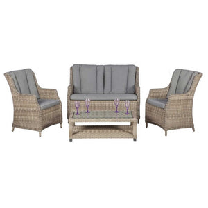 WENTWORTH HIGH BACK COMFORT LOUNGING SET