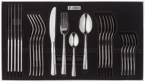 Judge Harley 24 Piece Cutlery Set CD50