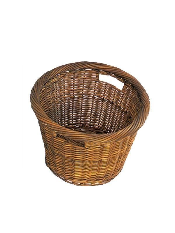 Manor 0303 Tanner Log Basket 480mm