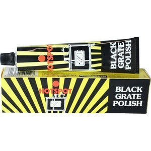Manor Hot Spot Grate Polish Black 75ml