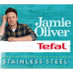 Jamie Oliver by Tefal Everyday 28cm Wok Induction Non-Stick Stirfry Frying Pan
