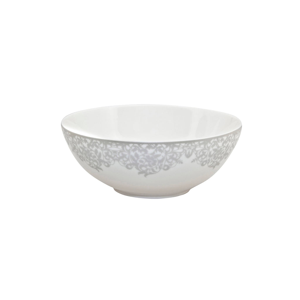 Monsoon Filigree Silver Cereal Bowl - Jacksons of Saintfield
