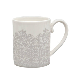 Monsoon Filigree Silver Small Mug - Jacksons of Saintfield