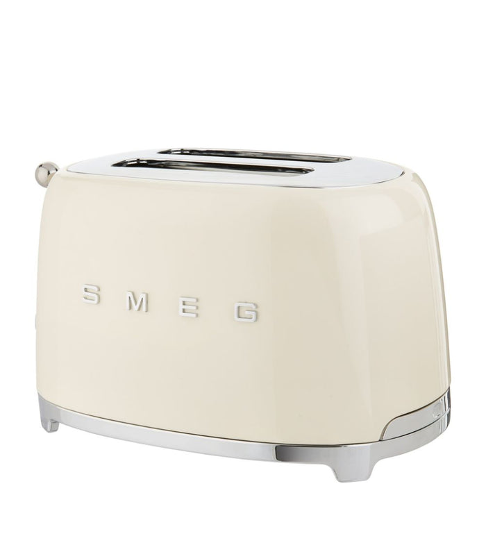 Smeg Cream Toaster 2 Slice