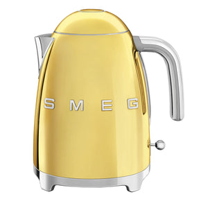 Smeg Retro Style Gold Jug Kettle