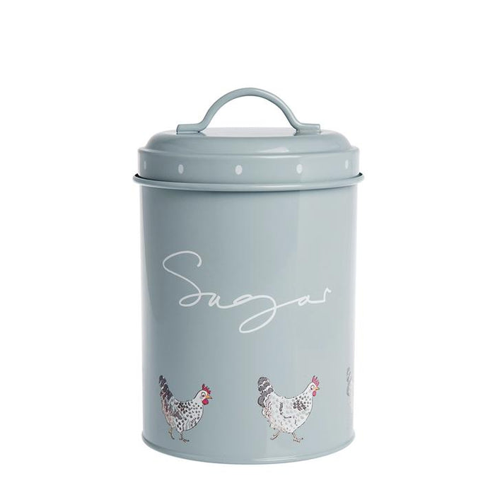 Sophie Allport Chicken Sugar Storage Tin