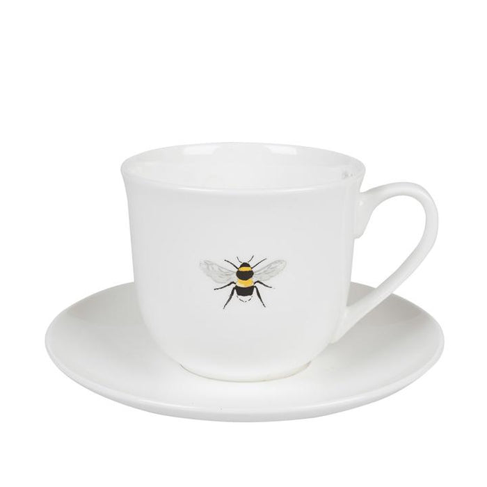 Sophie Allport Bees Teacup & Saucer small