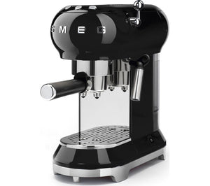 SMEG Coffee Machine - Black