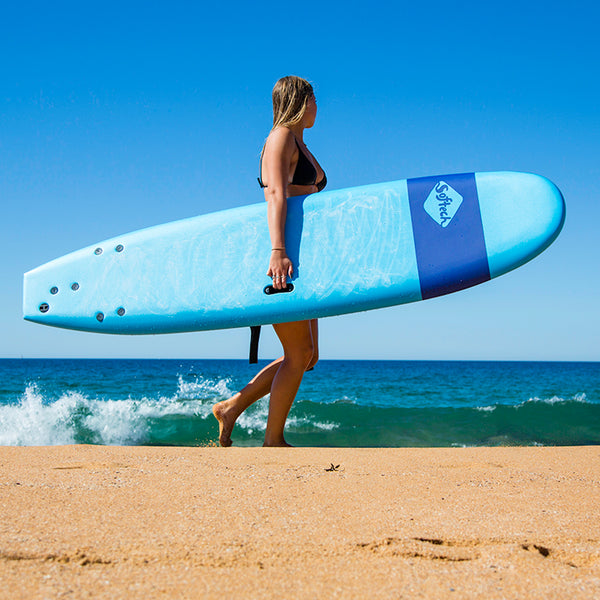 Softech surfboard handle