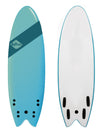 Softech Quad Fin Board
