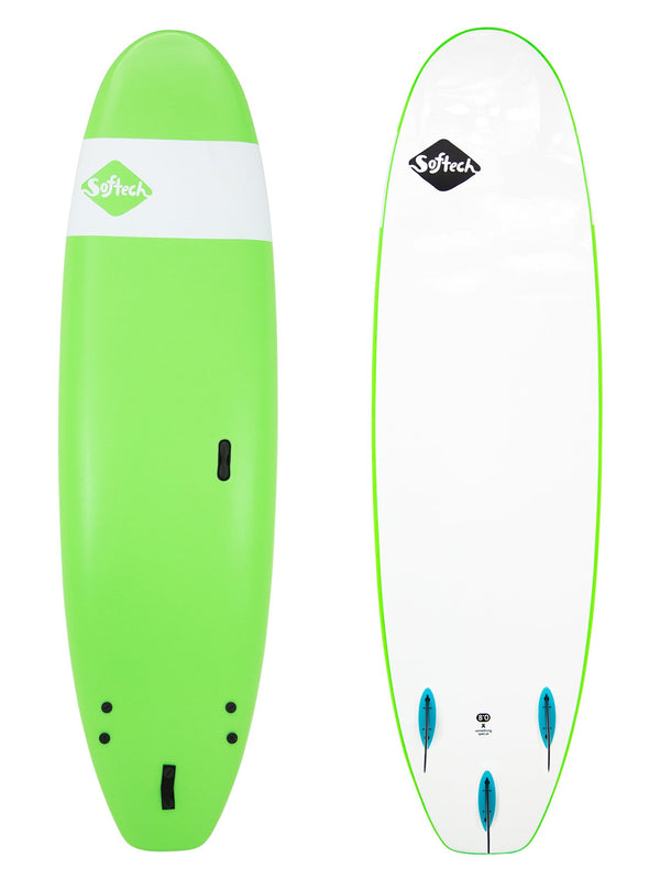 Softech Fatboy Softboard Green